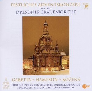Festl. Adventskonzert 2009 Dresdner Frauenkirche