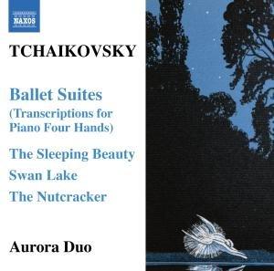 Balettsuiten Arr.F.Klavier Zu 4 Händen