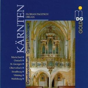 Orgellandschaft Kärnten
