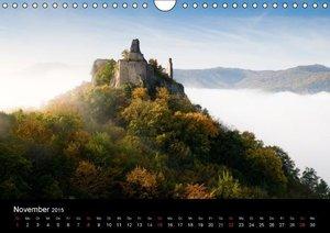 Frank, J: Wachau, Wachau, du Träumerin (Wandkalender 2015 DI