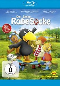 Der kleine Rabe Socke BD 3D/2D