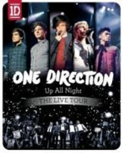 Up All Night-The Live Tour