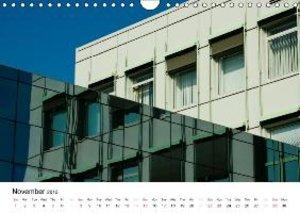 modern architecture / UK-Version (Wall Calendar 2015 DIN A4 Land