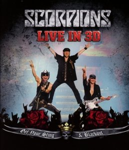 Get Your Sting And Blackout Live 2011 in 3D