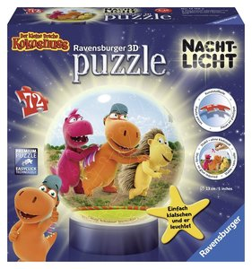 Ravensburger 121588 - Puzzleball, Kleine Drache