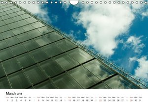 modern architecture / UK-Version (Wall Calendar 2015 DIN A4 Land