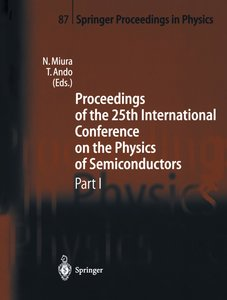 Proceedings of the 25th International Conference on the Physics