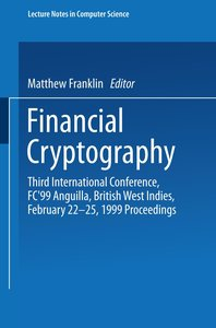 Financial Cryptography