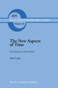 The New Aspects of Time