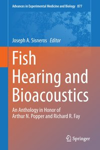 Fish Hearing and Bioacoustics