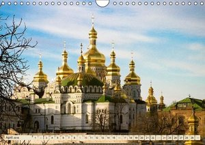 Ukrainische Schönheiten (Wandkalender 2016 DIN A4 quer)
