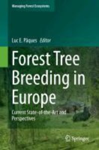 Forest Tree Breeding in Europe