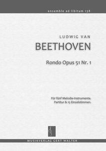 Rondo Opus 51 Nr. 1