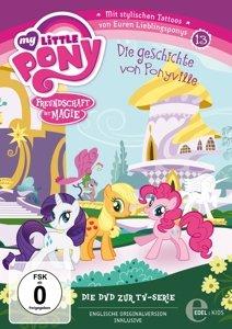 (13)DVD z.TV-Serie-Die Geschichte Von Ponyville