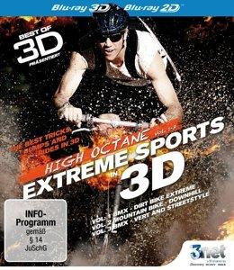 Best of 3D High Octane - Extreme Biking