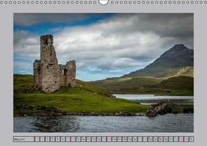 Landscapes of Highlands (Wall Calendar 2016 DIN A3 Landscape)