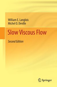 Slow Viscous Flow