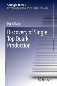 Discovery of Single Top Quark Production