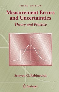 Measurement Errors and Uncertainty