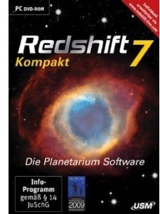 Redshift 7 Kompakt (DVD-ROM). Windows Vista und XP