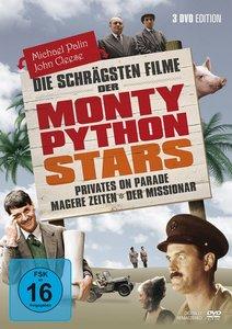 Die schrägsten Filme der Monty Pythons Stars