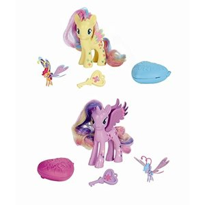 Hasbro - My little Pony und Breezie Fee