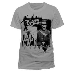 Black Parade War Path-Size XL (Grey)