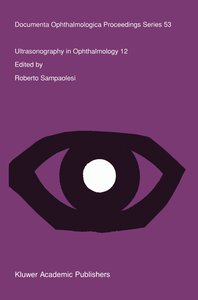 Ultrasonography in Ophthalmology 12