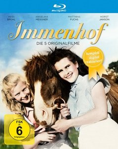 Immenhof-die 5 Originalfilme (Komplettbox Remast