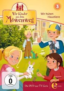 (3)DVD z.TV-Serie-Wir Hüten Haustiere