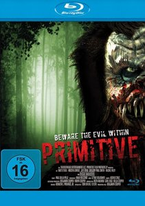 Primitive-Blu-ray Disc
