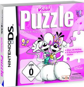 Puzzle DS - Diddl