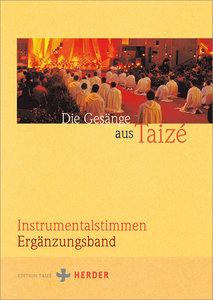 Gesänge aus Taizé -- Instrumentalstimmen