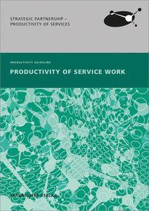 Productivity of Service Work