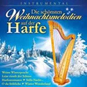 Die schönsten Weihnachtsmelodien auf der Harfe