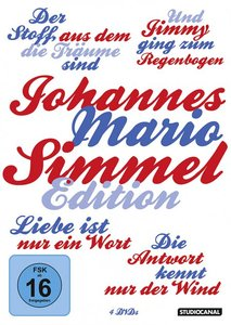 Johannes Mario Simmel Edition