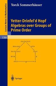Yetter-Drinfel'd Hopf Algebras over Groups of Prime Order