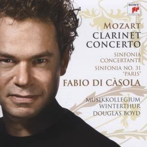 Klarinettenkonzert/Sinfonia Concertante/Sinf.31