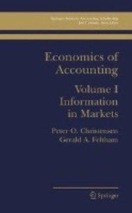 Economics of Accounting