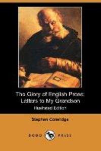 The Glory of English Prose