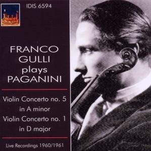 Gulli spielt Paganini