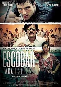 Escobar-Paradise Lost (Blu-r