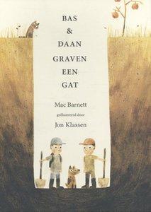 Bas en Daan graven een gat / druk 1