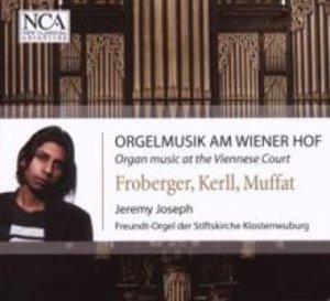 Orgelmusik Am Wiener Hof