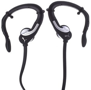Puma 360 Pro Performance Sport Headset In-Ear + Mic, schwarz