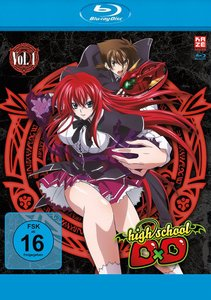 Highschool DxD - Blu-ray 1