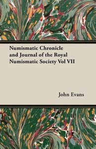Numismatic Chronicle and Journal of the Royal Numismatic Society