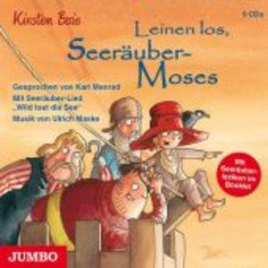 Leinen Los,Seeräuber-Moses