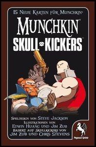 Pagasus Spiele 17163G - Munchkin Booster: Skullkickers