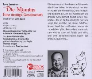 Die Mumins-Eine drollige Ges